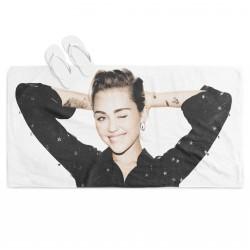 Кърпа за плаж за тийнейджъри Майли Сайръс - Miley Cyrus