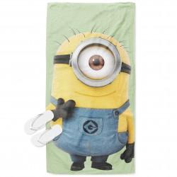 Фенска кърпа за плаж Минионите - Minions
