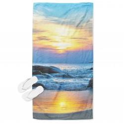 Плажна кърпа Морски пейзаж - Sea Landscape