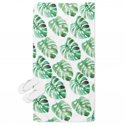 Хавлия за плаж Палмово листо - Palm Leave