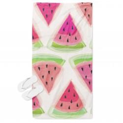 Свежа кърпа за плаж парченца диня - Slice of Watermelon
