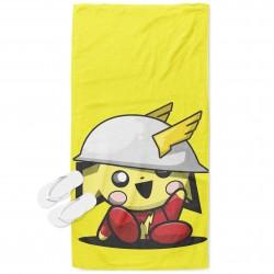 Кърпа за плаж Покемон Пичу - Pokemon Pichu