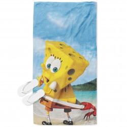 Детска кърпа за плаж Снодж Боб - Sponge Bob