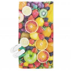 Плажна кърпа Свежи пловоде - Fresh Fruits