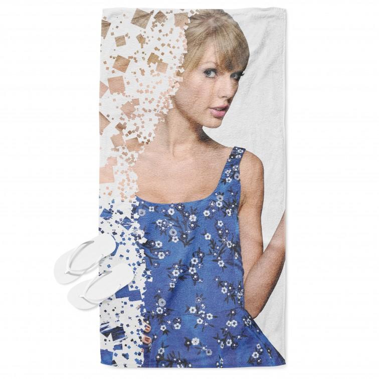 Младежка хавлия за плаж Тейлър Суифт - Taylor Swift