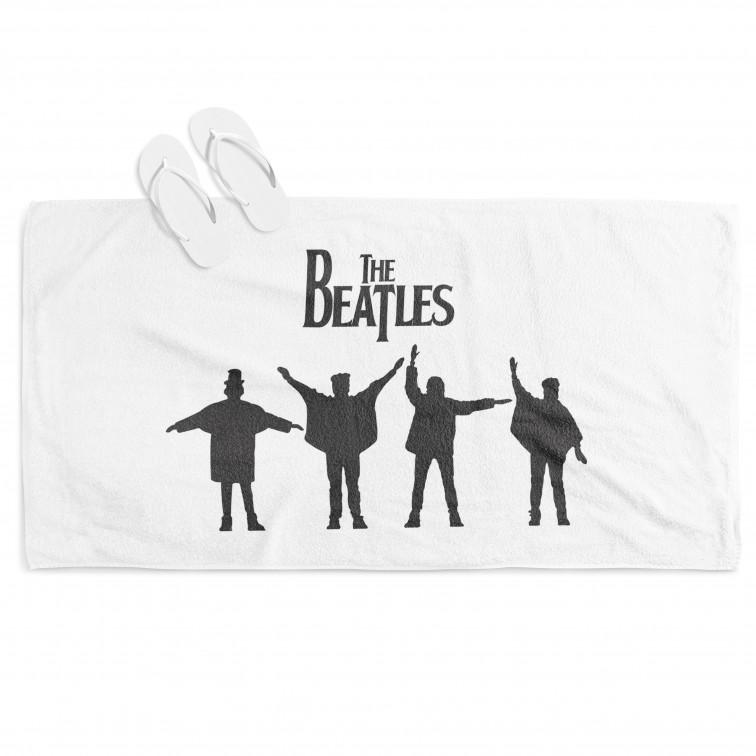 Хавлия за плаж Бийтълс - The Beatles