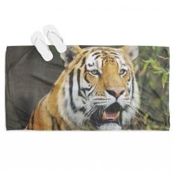 3D хавлия за плаж Тигър - Tiger