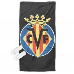 Футболна кърпа за плаж Вилареал - Villareal