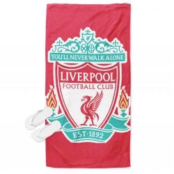 Футболна кърпа за плаж Ливърпул - Liverpool