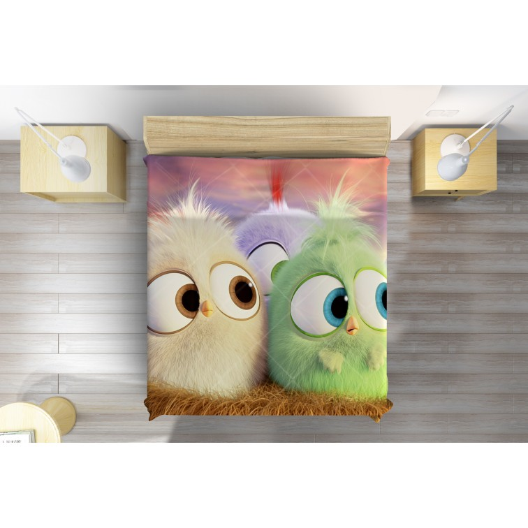 Детско шалте с анимационни герои Енгри Бърдс - Angry birds