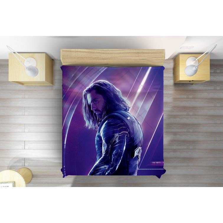 Шалте със супергерой Зимният войник - Отмъстителите - Avengers infinity war winter soldier