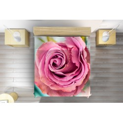 Стилно 3D шалте Красива роза - Beautiful rose
