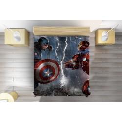 Шалте 3D Капитан Америка срещу Айрън Мен - Captain america iron man