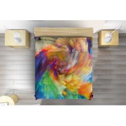 Кувертюра Цветовете на дъгата - Rainbow colors