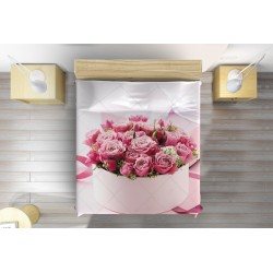 Романтична кувертюра Цветя за повод - Flowers for Occasion