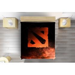 Шалте с лого Дота2 - Dota2 logo