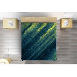 Дизайнерско шалте Аквагрийн - Electric aquagreen