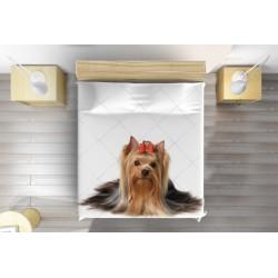 3D кувертюра Йоркширски териер - Yorkshiere Terrier