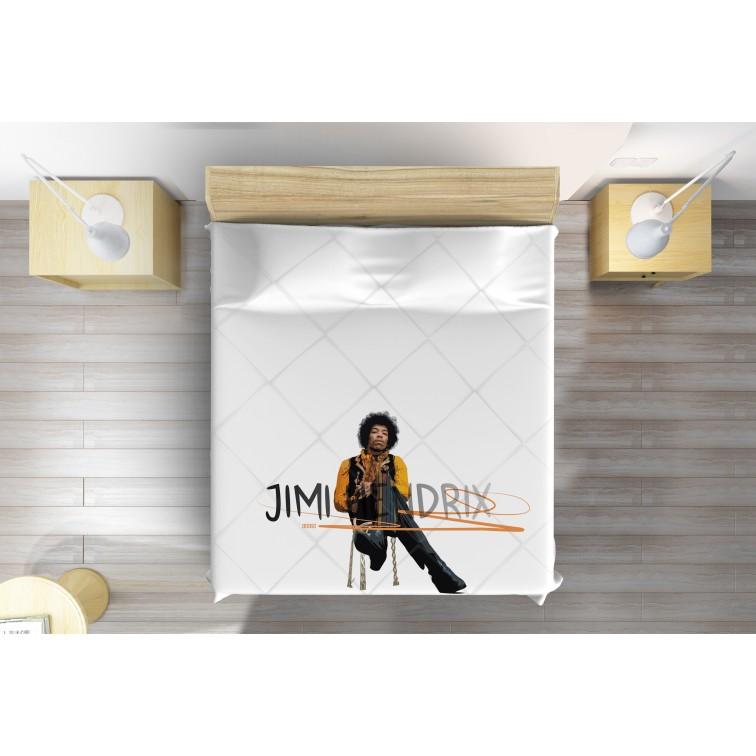 3D шалте за легло Джими Хендрикс - Jimi Hendrix