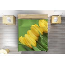 Шалте Жълти лалета 1 - Yellow tulips 1