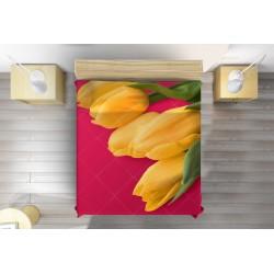 Шалте Жълти лалета 2 - Yellow tulips 2
