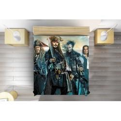 Шалте за легло Карибски пирати - Pirates of the Caribbean