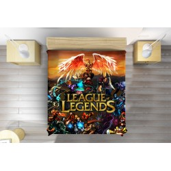 Фенско геймърско шалте LoL - League of legends
