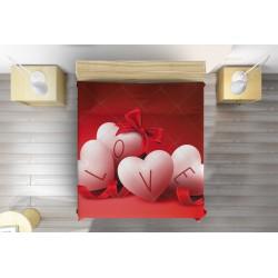 3D романтично шалте Любовта е навсякъде - Love is Everywhere
