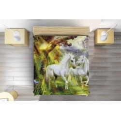 Дизайнерско шалте Магичен еднорог - Magic Unicorn
