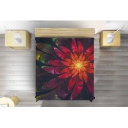 Покривало за легло Магично цвете - Magic Flower