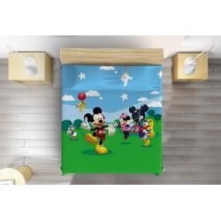 Детска кувертюра за легло Мики Маус - Mickey Mouse