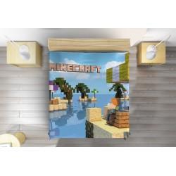 3D шалте за легло Майнкрафт - Minecraft