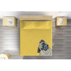 Арт шалте Рисувано куче - Painted Dog