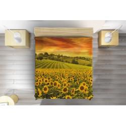 Шалте с цветя Слънчогледово поле - Sunflower Field