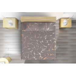 Елегантно шалте за легло Преливане - Pouring