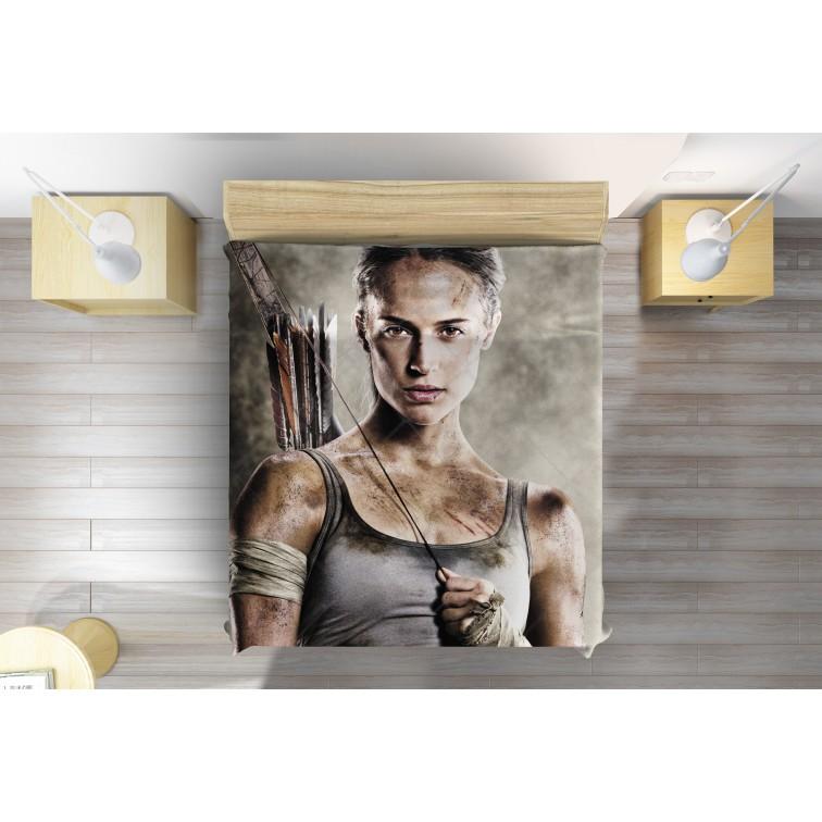 Кувертюра за легло Томб Райдър - Tomb Raider