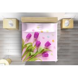 Шалте Виолетови лалета - Violet tulips