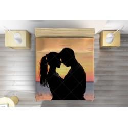 Романтично шалте Влюбени по залез - Sunset Love