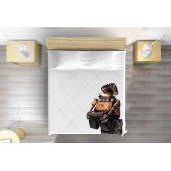 Детско покривало за легло УОЛ-И - Wall-E