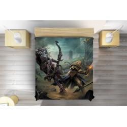 Шалте за легло Wow - World of Warcraft Battle for Azeroth