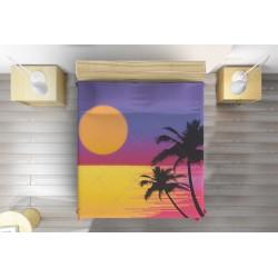 Шалте за легло Залез на морето - Sea Sunset