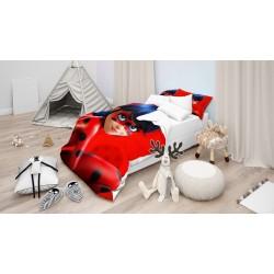 Детско спално бельо Чудотворната Калинка - Miraculous Ladybug