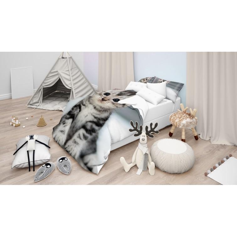 Детско спално бельо Малко коте - Little Kitty