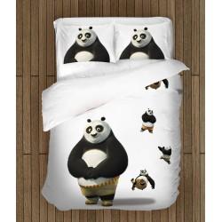 Спално бельо за деца Кунг фу Панда - Kung Fu Panda