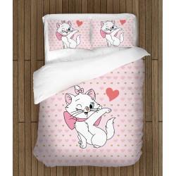 Спално бельо за дете Мари - Marie Cat Lady