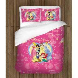 Спално бельо Принцеси - Beautiful Princesses