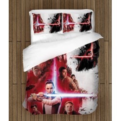 Спално бельо за фенови Междузвездни войни - Starwars Movie