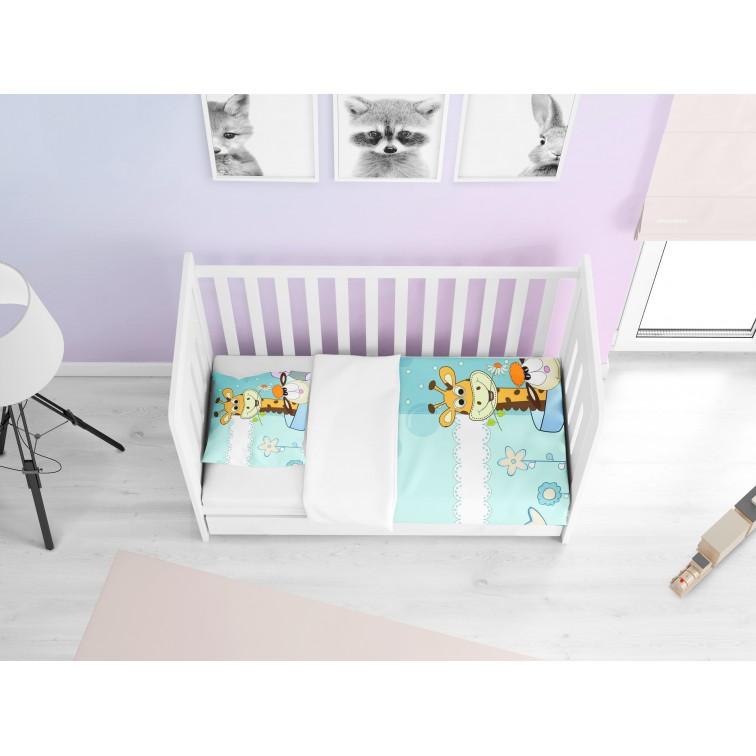 Бебешко спално бельо Момченце - It's a boy