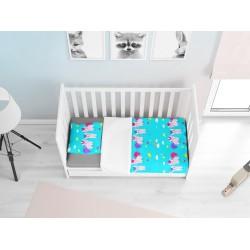 Сладко бебешко спално бельо Понита - Ponies