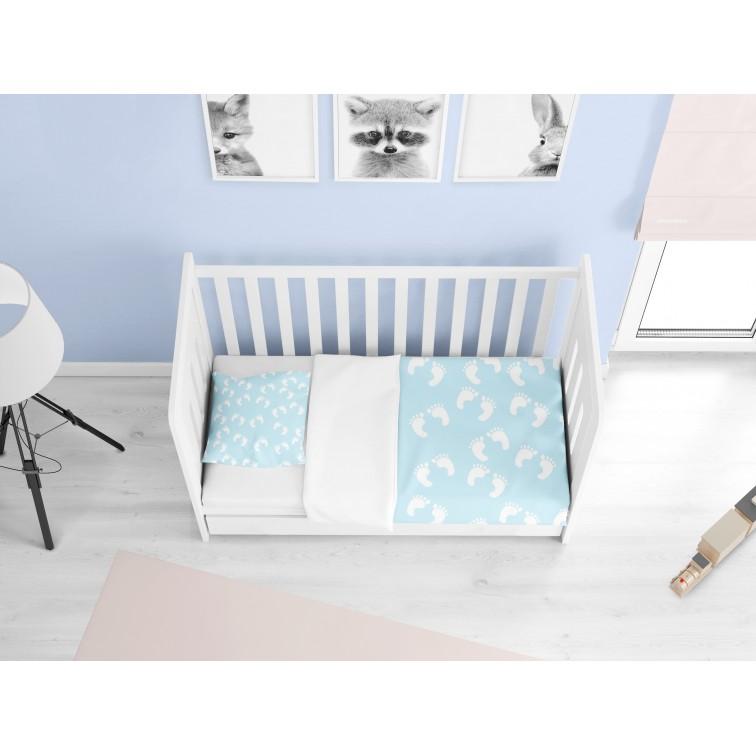 Бебешко спално бельо Стъпки - Steps